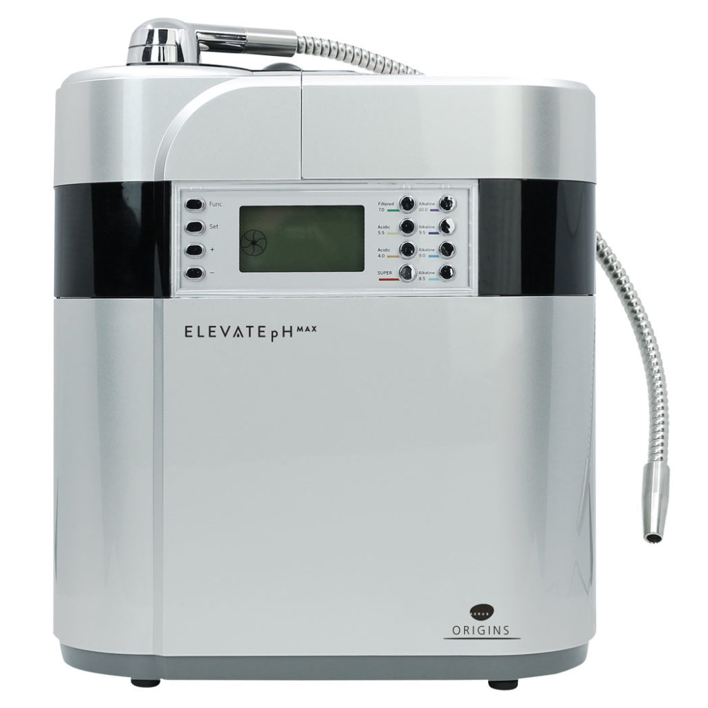 elevate phmax water filter